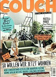 Couch Schoner Wohnen Abonnement Jeweils 12 Ausgaben Jedes Jahr Amazon De Zeitschriften