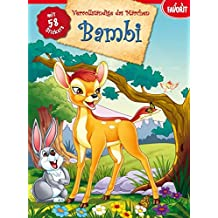 Märchenstickerbuch-Bambi