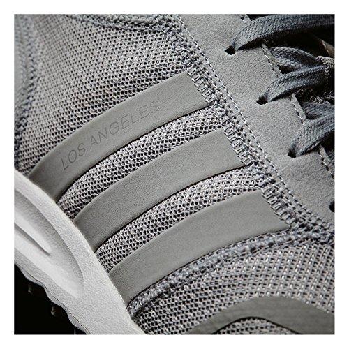 adidas Los Angeles, Entraînement de course homme gris blanc