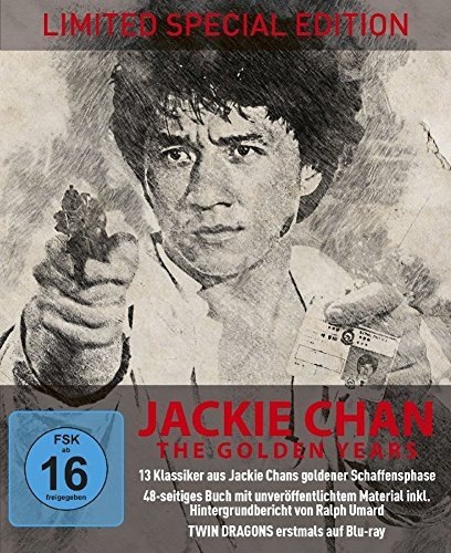 Jackie Chan - The Golden Years [Blu-ray] (Collection Chan Blu-ray Jackie)