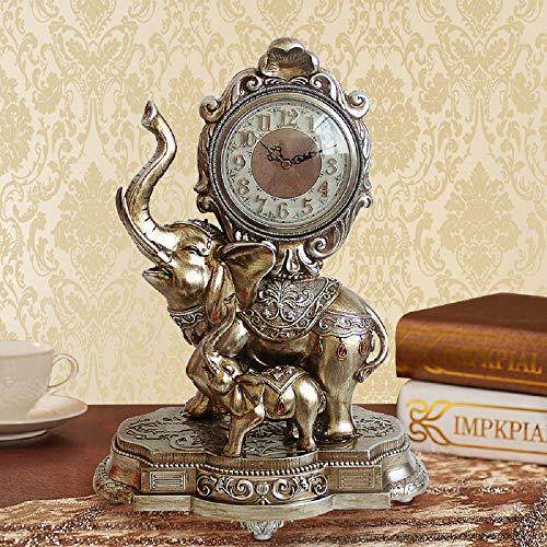 WFL Reloj Retro casero, Reloj de la Sala de Estar del Dormitorio,...