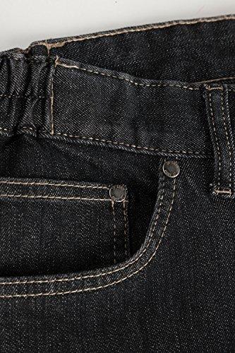 JP 1880 Herren große Größen bis 70 | Jeans 5-Pocket-Schnitt | Denim Hose mit Stretch | Stretch, Baumwolle & 5 Taschen | Regular Fit | 702468 Black
