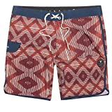 Vissla Sumbawa Boardshorts 34 inch Red Bolt