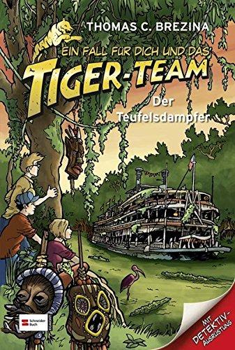 Ein Fall für dich und das Tiger-Team, Band 09: Der Teufelsdampfer