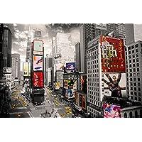 GB eye LTD, New York, Times Square Ariel, Maxi Poster, 61 x 91,5 cm