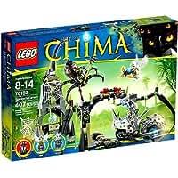 LEGO\x20Chima\x20Spinlyn\x26\x23039\x3Bs\x20Cavern\x20\x5B70133\x20\x2D\x20407\x20pieces\x5D