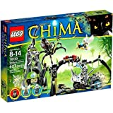 LEGO Chima Spinlyns Cavern [70133 - 407 pieces]