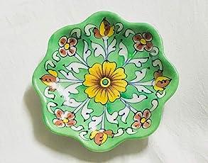 Shriyam Craft Decorative Wall Hanging Kaungura Handmade Plate