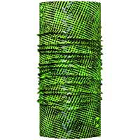Buff Reflective Braga de Cuello, Unisex Adulto, Verde (Xyster), Talla Única