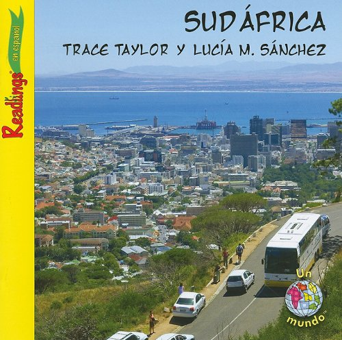 Sud Africa = South Africa (Un Mundo/One World) por Trace Taylor