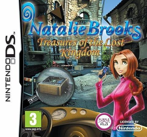 Natalie Brooks - The Treasures of the Lost Kingdom [import anglais]