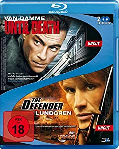 Until Death/The Defender - Uncut [Blu-ray]