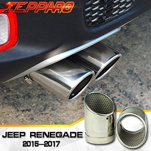 Preisvergleich Produktbild jepparo Auto Terminals Steckdose Rohr Steckdose aus Edelstahl silber / schwarz