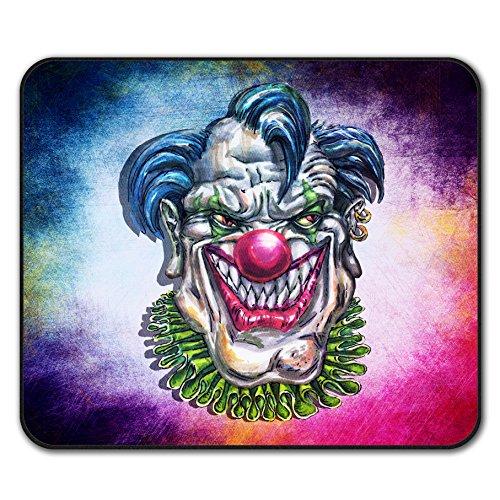 Monster Clowns - Böse Monster Clown Mouse Mat Pad,