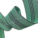 Cincha elástica de tapicería de 60 mm, correas de calidad para asientos de sofás, 24 metros.