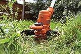 Black+Decker Rasentrimmer-Kit (550W, Trimmer, Rasenkantenschneider, Motorsense, Schnittbreite 30 cm, inkl. 10 m Verlängerungskabel) ST5530CAKIT - 4