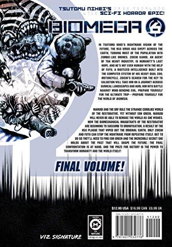 Biomega Volume 6