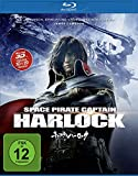 Space Pirate Captain Harlock  (inkl. 2D-Version) [3D Blu-ray]