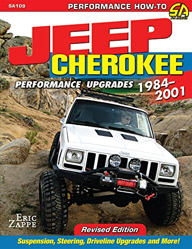 Jeep Cherokee XJ Performance Upgrades: 1984-2001 (Performance How-to)