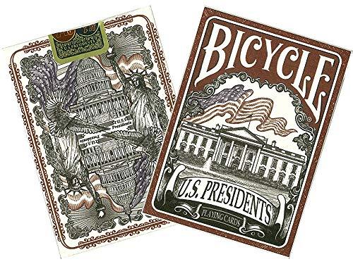 Bicycle Fahrrad 2.624.625,2cm US Präsidenten Spiel -