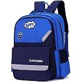 patrón mochila escolar para estudiantes de primaria 8-12 años Bolsas para niños a prueba de agua Mochila escolar Mochila info
