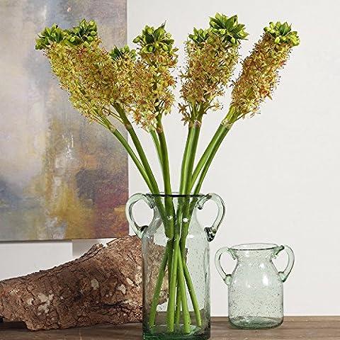 Real Touch Cymbidium haute Décoration de table Fleurs Artificielles Orchidée