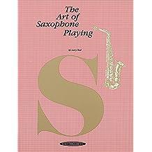 Art of Saxophone Playing