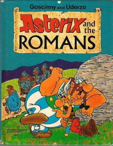 Asterix and the Romans par Goscinny