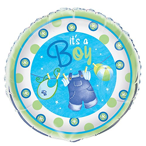 18-foil-blue-clothesline-baby-shower-balloon