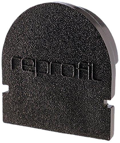 Reprofil Endkappe R-AU-01-08, 14 mm, 2 Stück, schwarz 979582