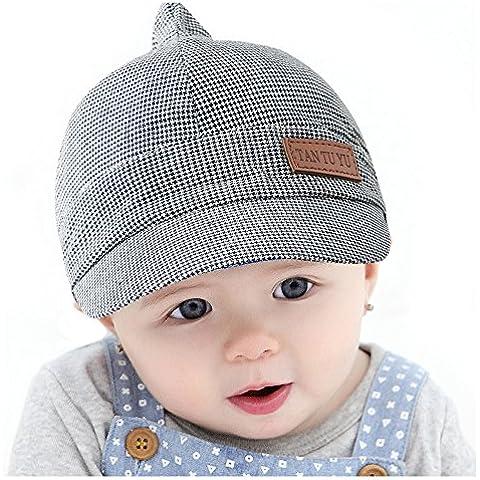 Moda Bebé Gorra algodón gorrita Invierno Caliente Cofia Capucha Bufanda Caps gorro Sombrero
