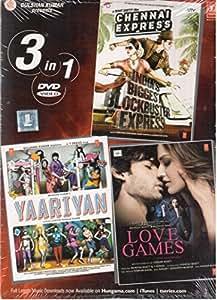 Chennai Express - Yaariyan - Love Games