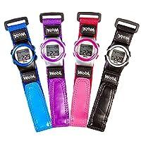 The WobL Watch - Children's 8-Alarm Vibrating Potty Training / Reminder Watch