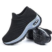 Scarpe Ginnastica Donna Sneakers Running Camminata Corsa Basse Tennis Air Traspiranti Sportive Gym Fitness Casual Comode…