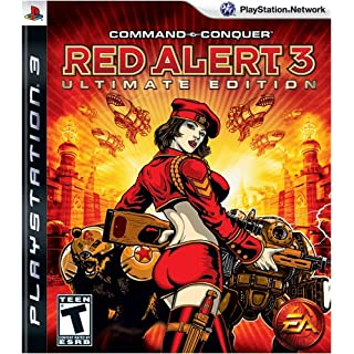 Command & Conquer Red Alert 3 [PlayStation 3] (japan import)