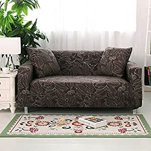 forcheer sofa covers loveseat slipcover elastic fabric. Black Bedroom Furniture Sets. Home Design Ideas
