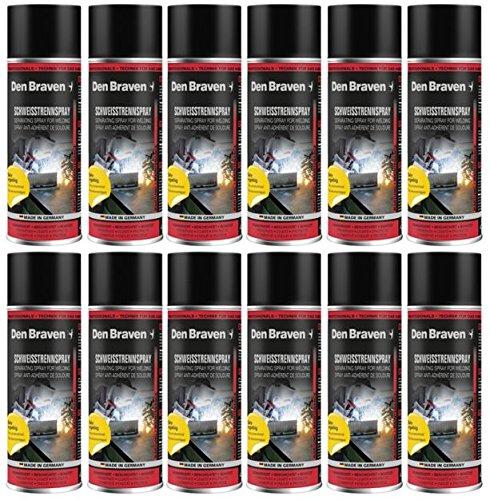 Preisvergleich Produktbild Den Braven 12006071_1 12x Schweißtrennspray 400ml