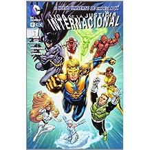 Liga de la justicia Internacional núm. 01 (Liga de la justicia Internacional (Nuevo Universo DC))