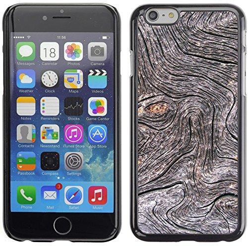 Graphic4You WET WOODEN PLANKS Muster Harte Hülle Case Tasche Schutzhülle für Apple iPhone 6 Plus / 6S Plus Design #14