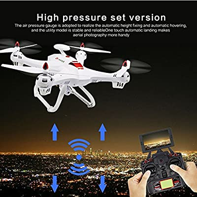 Hanbaili X183 Drone with 1080P Camera Live video and GPS Return Home?Stunt Rolling,GPS Voyage Function,GPS Automatically Follow,Anti-jamming Motors Drone with Headless Mode for Kids from Cewaal