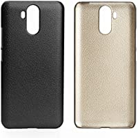 PREVOA Funda para Ulefone Power 3 / Power 3s - Colorful Plastico duro Funda Case para Ulefone Power 3 / Power 3s Smartphone - -Negro