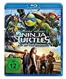 Teenage Mutant Ninja Turtles - Out of the Shadows [Blu-ray] -