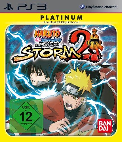 Naruto Shippuden - Ultimate Ninja Storm 2 [Platinum]