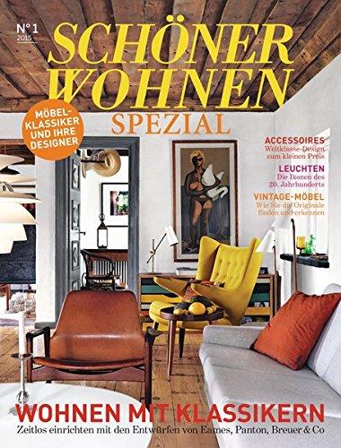Schöner Wohnen Design & Klassiker (1/2015)