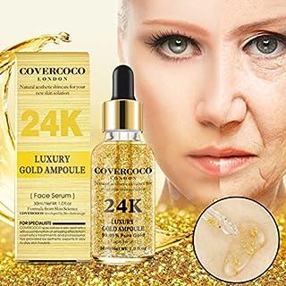 Gaddrt 30ml Moisturizing Face Essential Oil Makeup Foundation Base Primer Skin Care Anti Wrinkle Anti Aging Collagen Essence Cream