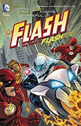 The Flash Vol. 2: The Road to Flashpoint (Flash (DC Comics Unnumbered)) by Geoff Johns (2012-10-02)