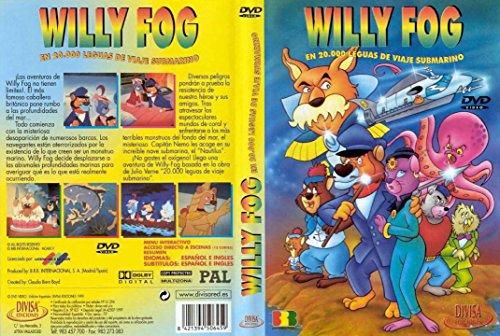 Willy Fog - En 20.000 leguas de viaje submarino