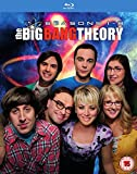 The Big Bang Theory - Seasons 1-8 [Blu-ray] [2015] [Uk-Import]