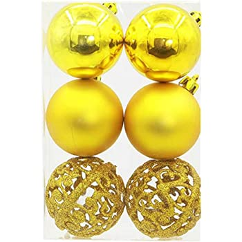 Vovotrade® 6PC Christmas Tree Balls Decorations Baubles Party ...