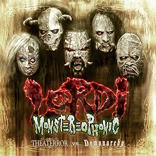 Monstereophonic-Theaterror Vs. Demonarchy (Digip (Markt Verkäufer Kostüm)